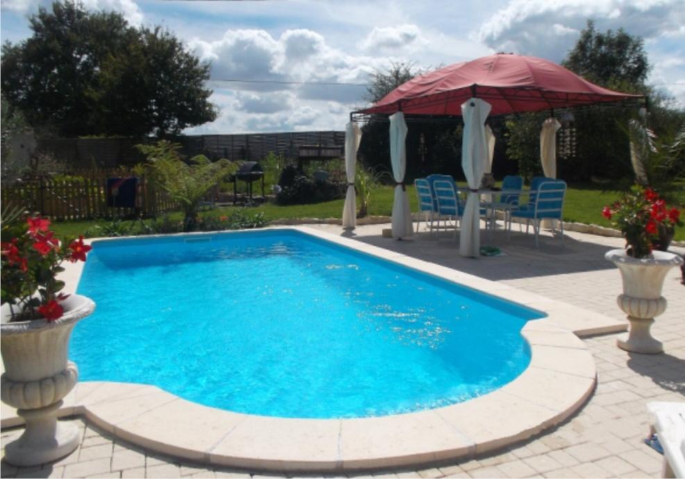 Construction de piscine pisciniste louviers evreux 27 for Piscine le neubourg
