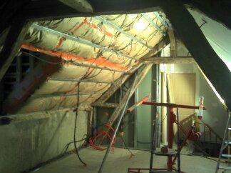 Isolation des combles par laine de verre à Louviers, Gaillon, Le Neubourg