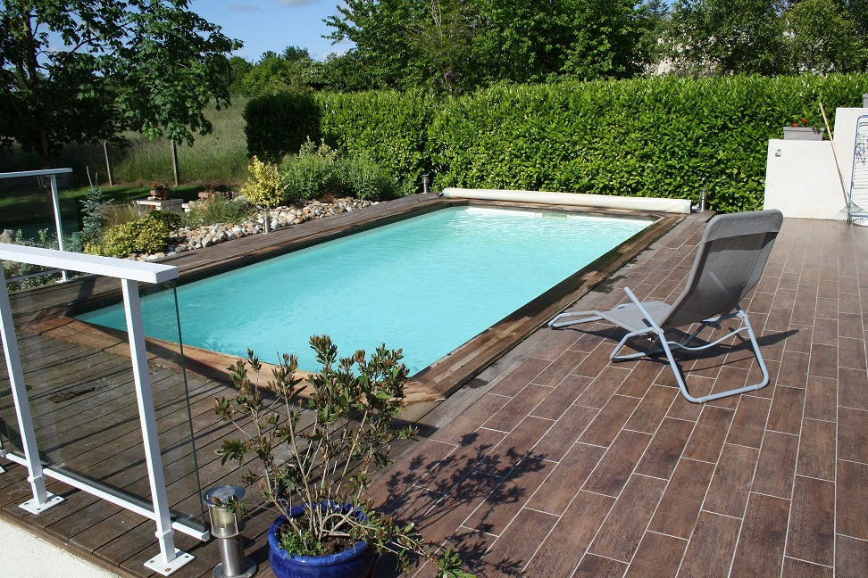 Installation de piscine dans l'eure