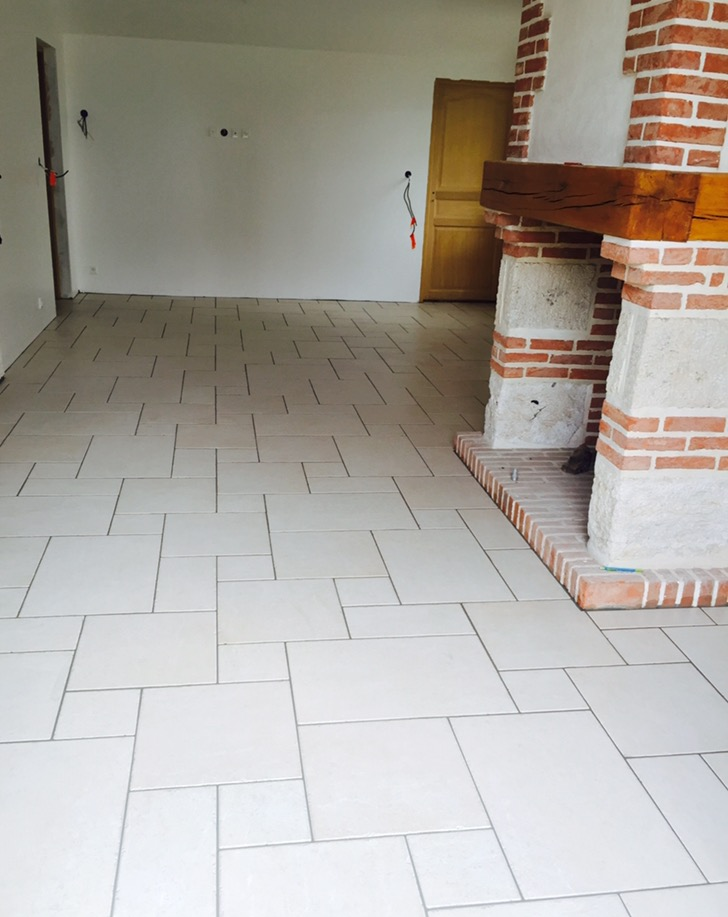 Carrelage 4 modules à Louviers