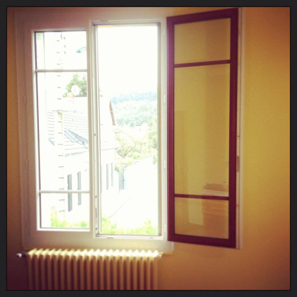 Fenêtre pvc bicolor au Vaudreuil